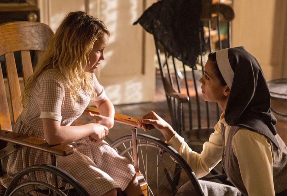 《安娜贝尔》系列电影第三部将会在2019年回归