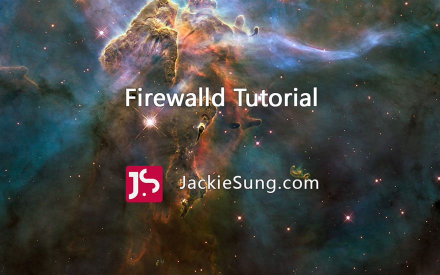 Firewalld Tutorial – Securing your Centos server with Linux Firewall