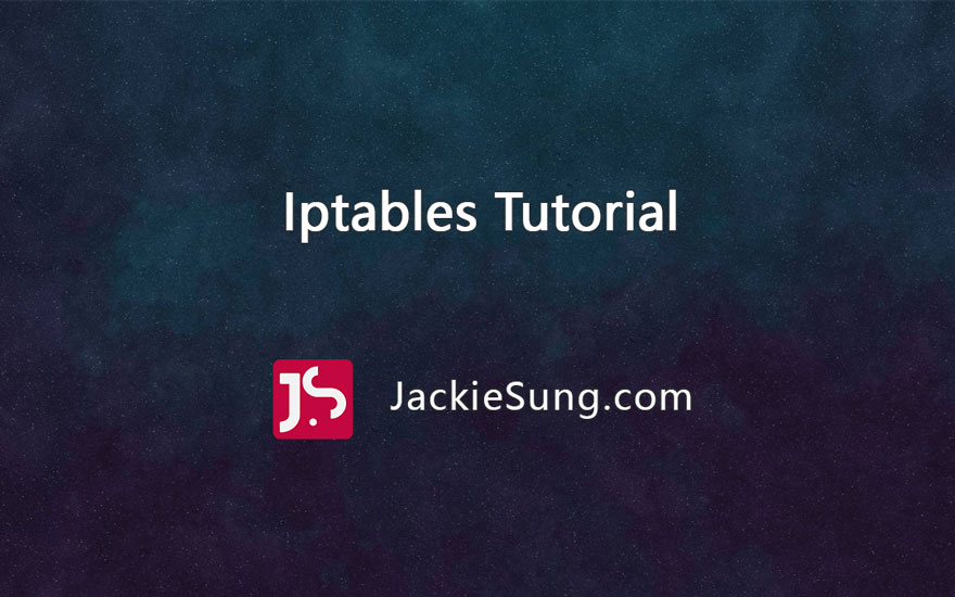Iptables Tutorial – Securing your Debian server with Linux Firewall