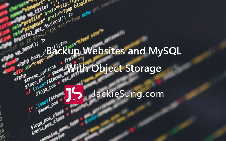 Periodically Auto Backup Websites And Mysql With Object Storage (Tencent Cloud Cos)