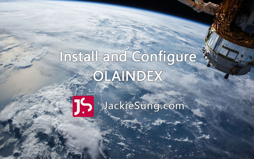 Install And Configure Olaindex – Onedrive Directory Index Application