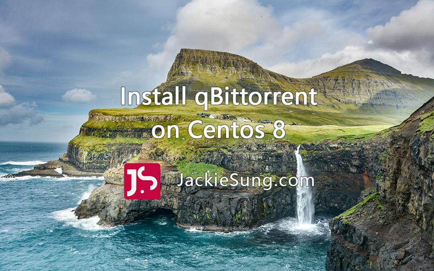 How To Install qBittorrent on CentOS 8/RHEL 8 Server